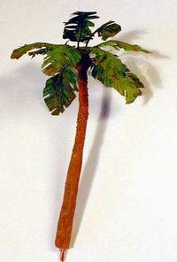 R aliser soi m me des palmiers et autres plantes exotiques for Fabriquer un palmier artificiel
